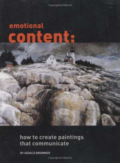 Books About Art - Emotional Content: How to Create Paintings That Communicate