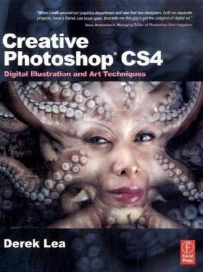 Books About Art - Creative Photoshop CS4: Digital Illustration and Art Techniques