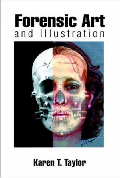 Books About Art - Forensic Art and Illustration
