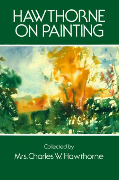 Books About Art - Hawthorne on Painting