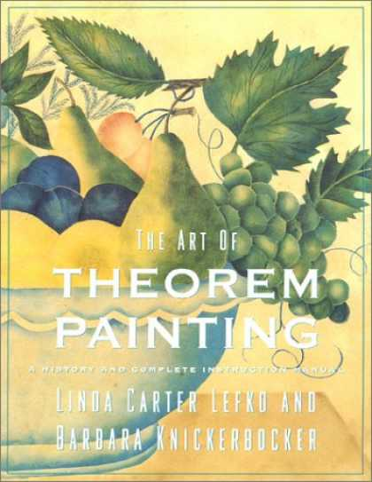 Books About Art - The Art of Theorem Painting