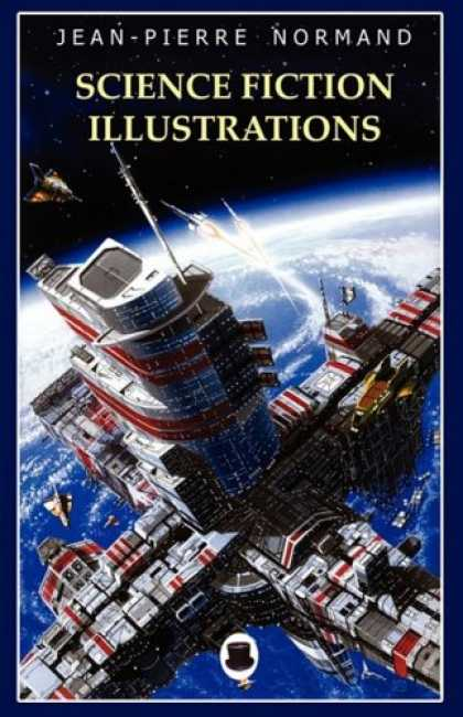 Books About Art - Science Fiction Illustrations