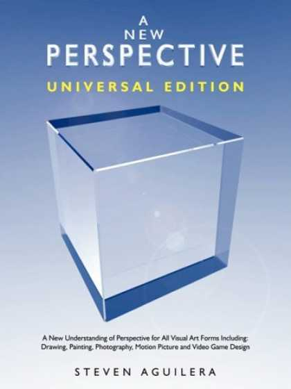 Books About Art - A New Perspective - Universal Edition - A New Understanding of Perspective for A