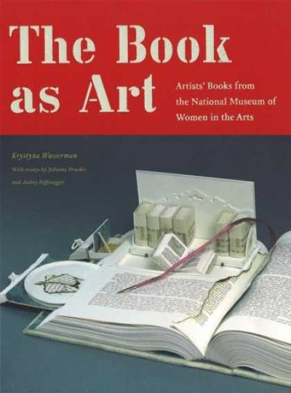 Books About Art - The Book as Art: Artists' Books from the National Museum of Women in the Arts