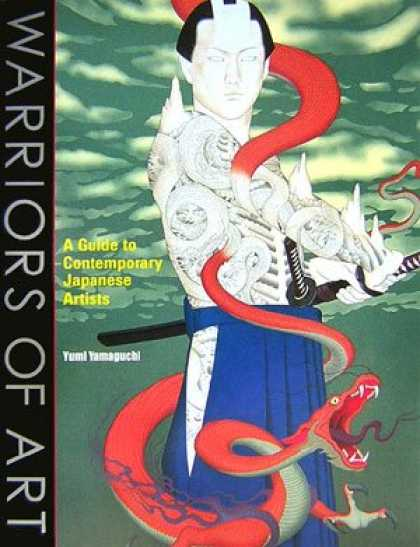Books About Art - Warriors of Art: A Guide to Contemporary Japanese Artists