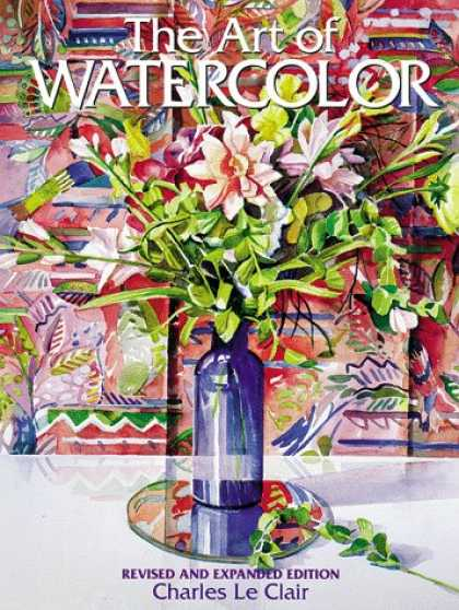 Books About Art - The Art of Watercolor