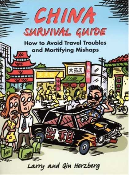 Books About China - China Survival Guide: How to Avoid Travel Troubles and Mortifying Mishaps