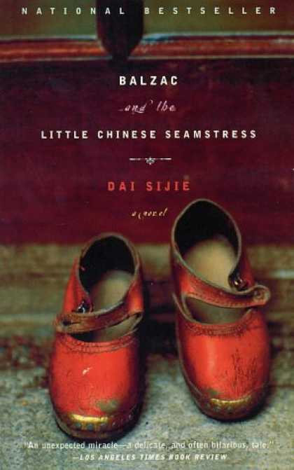Books About China - Balzac and the Little Chinese Seamstress: A Novel