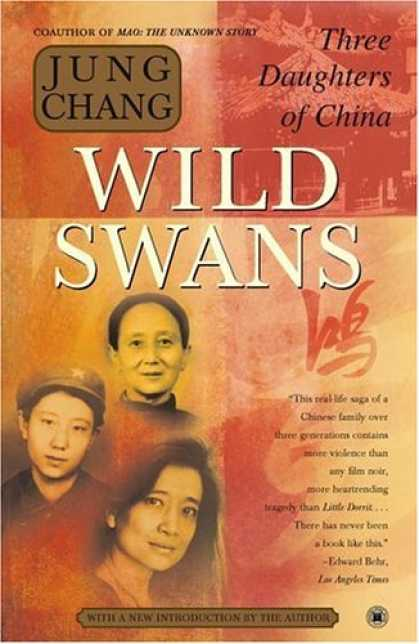 Books About China - Wild Swans : Three Daughters of China