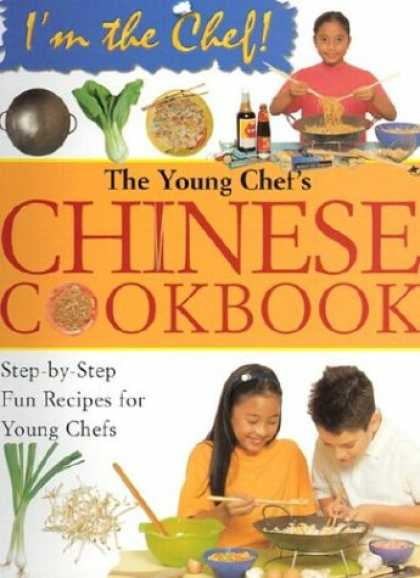 Books About China - The Young Chef's Chinese Cookbook (I'm the Chef)