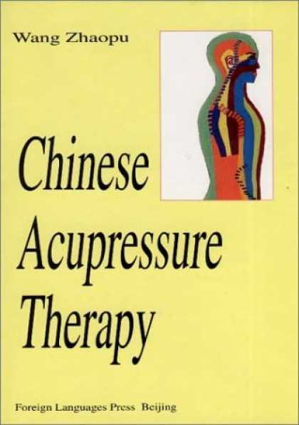 Books About China - Chinese Acupressure Therapy