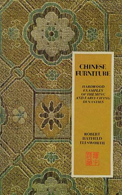 Books About China - Chinese Furniture (Hardwood Examples of the Ming and Early Ch'ing Dynasty)