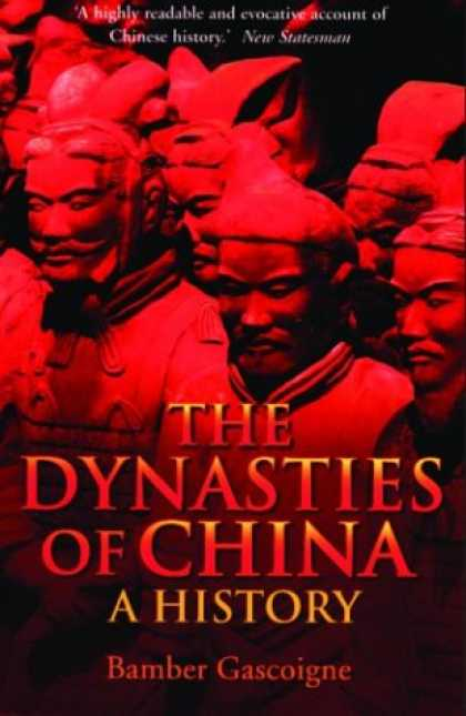 Books About China - The Dynasties of China: A History