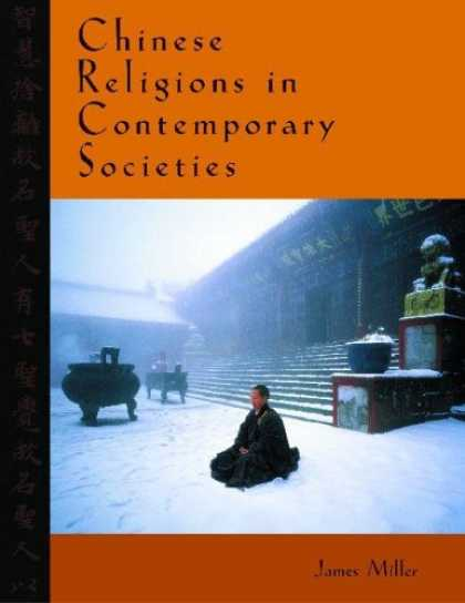Books About China - Chinese Religions in Contemporary Societies