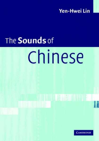 Books About China - The Sounds of Chinese