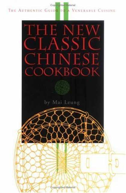 Books About China - The New Classic Chinese Cookbook
