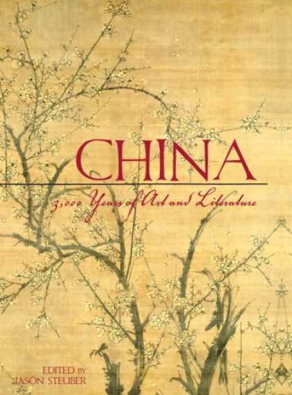 Books About China - China: 3000 Years of Art and Literature