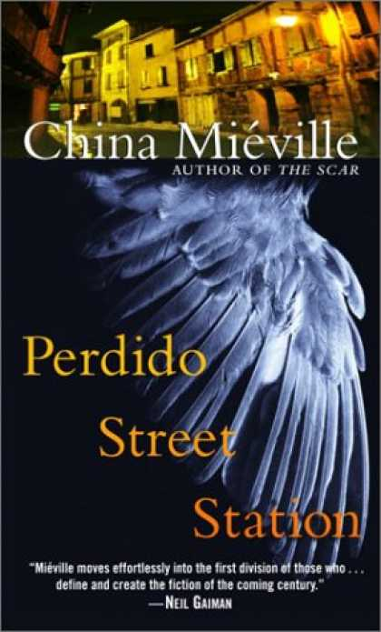 Books About China - Perdido Street Station