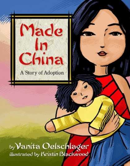 Books About China - Made in China: A Story of Adoption