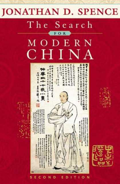 Books About China - The Search for Modern China: (Second Edition)