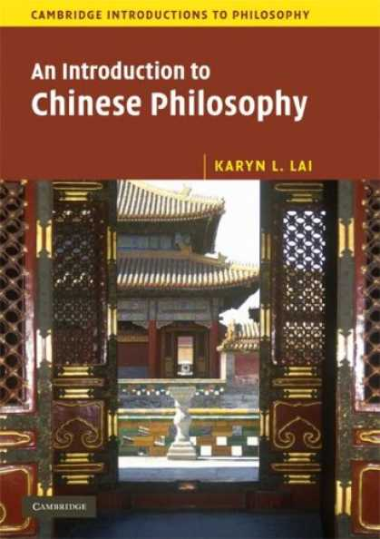 Books About China - An Introduction to Chinese Philosophy (Cambridge Introductions to Philosophy)