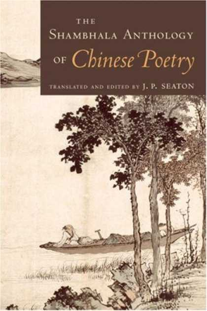 Books About China - The Shambhala Anthology of Chinese Poetry (Shambhala Pocket Classics)