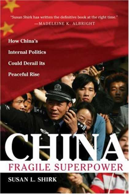 Books About China - China: Fragile Superpower