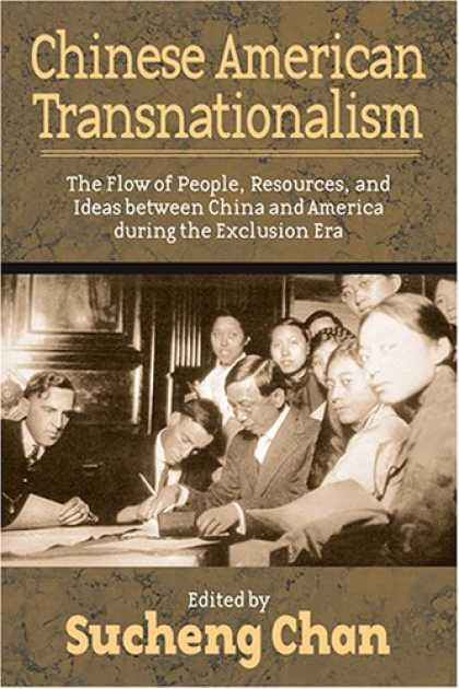 Books About China - Chinese American Transnationalism: The Flow of People, Resources (Asian American
