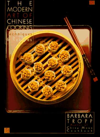 Books About China - The Modern Art of Chinese Cooking: Techniques and Recipes