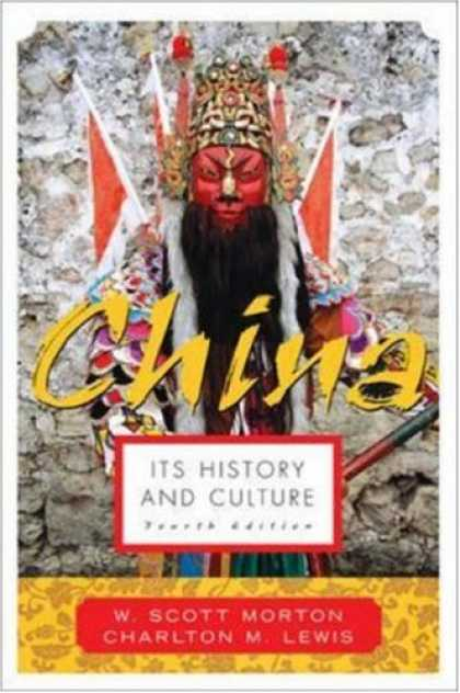 Books About China - China: Its History and Culture (4th Edition)