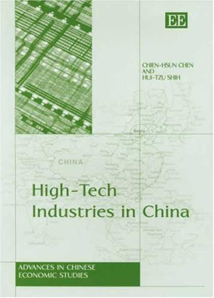 Books About China - High-tech Industries In China (Advances in Chinese Economic Studies Series)
