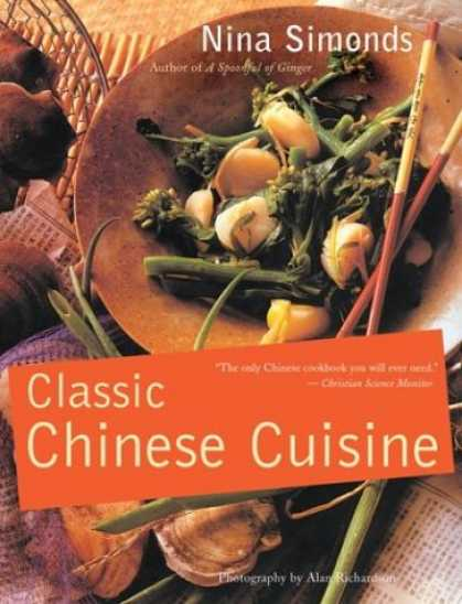 Books About China - Classic Chinese Cuisine