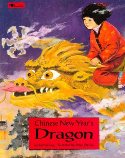 Books About China - Chinese New Year's Dragon