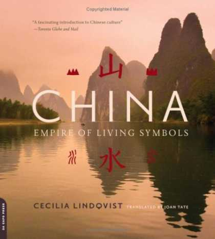 Books About China - China: Empire of Living Symbols