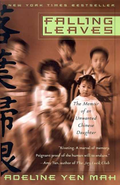 Books About China - Falling Leaves: The Memoir of an Unwanted Chinese Daughter