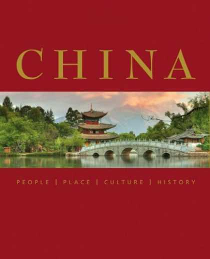 Books About China - China: People Place Culture History