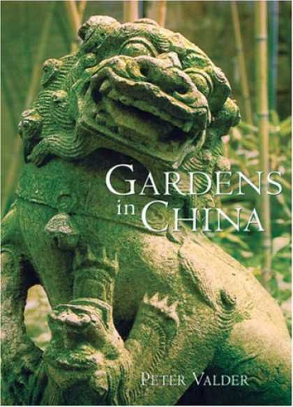 Books About China - Gardens in China
