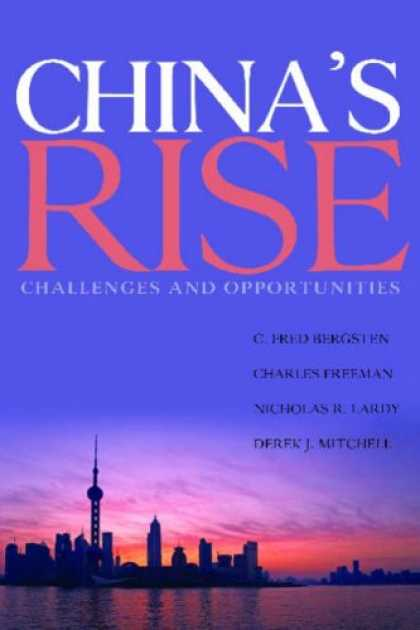 Books About China - China's Rise: Challenges and Opportunities