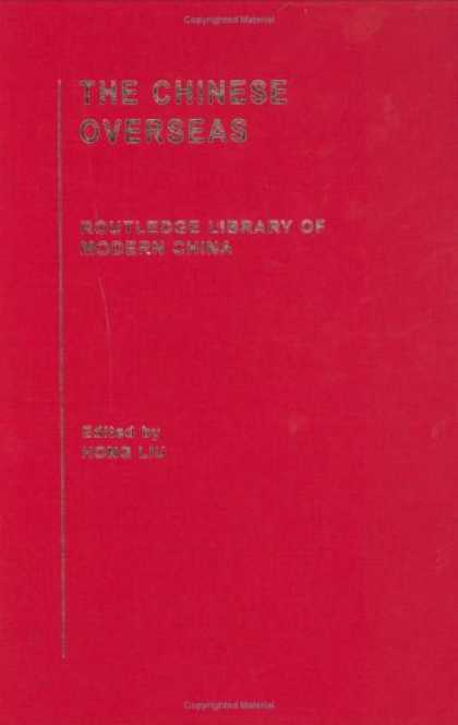 Books About China - The Chinese Overseas: Routledge Library of Modern China (v. 1, v. 2, v. 3 & v)