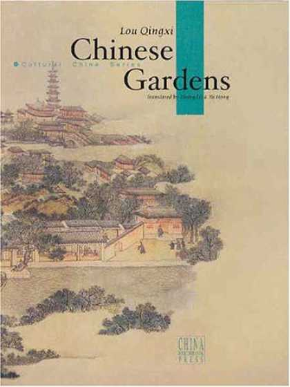 Books About China - Chinese Gardens