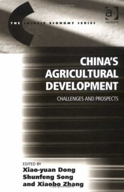 Books About China - China's Agricultural Development: Challenges And Prospects (The Chinese Economy