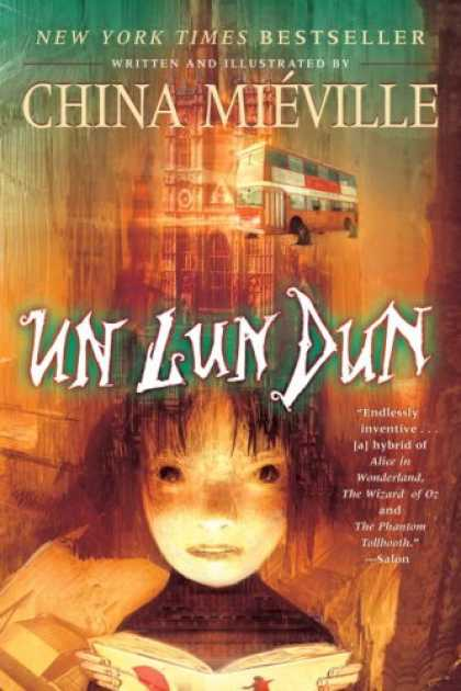 Books About China - Un Lun Dun