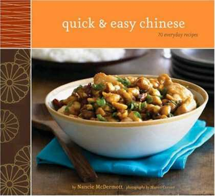 Books About China - Quick & Easy Chinese: 70 Everyday Recipes