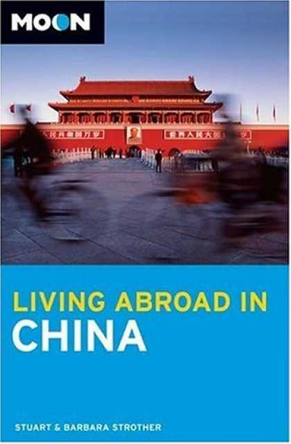 Books About China - Moon Living Abroad in China
