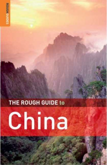Books About China - The Rough Guide to China 5 (Rough Guide Travel Guides)