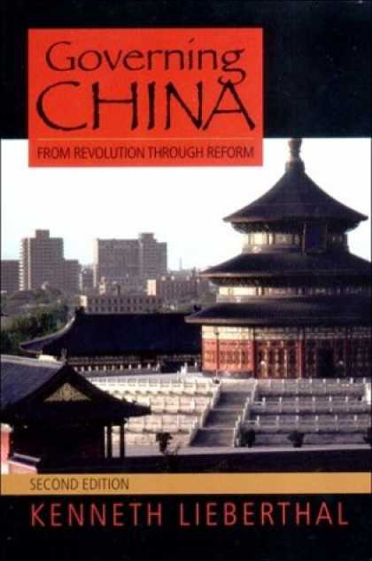 Books About China - Governing China: From Revolution to Reform (Second Edition)
