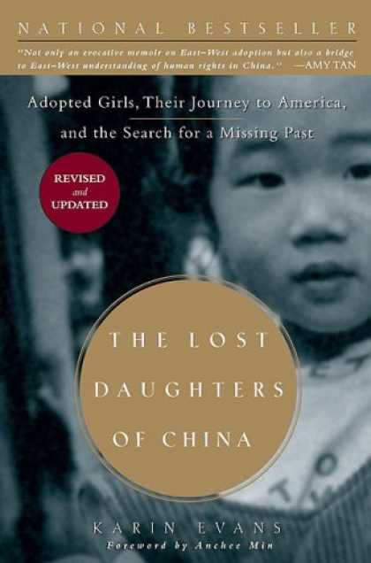Books About China - The Lost Daughters of China: Adopted Girls, Their Journey to America, and the Se