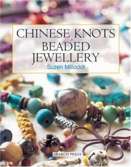 Books About China - Chinese Knots for Beaded Jewellery