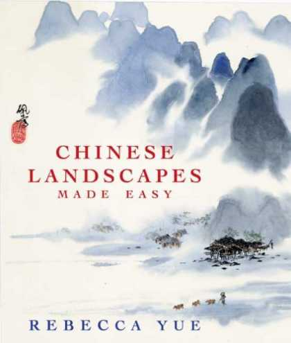 Books About China - Chinese Landscapes Made Easy