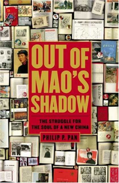 Books About China - Out of Mao's Shadow: The Struggle for the Soul of a New China